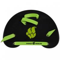 Tenyérellenállás úszáshoz Mad Wave Finger Paddles