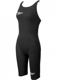 Speedo LZR Racer Elite 2 V2 Closedback KneeSkin Black