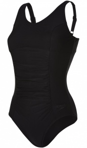 Speedo Vivienne Clipback One Piece Black