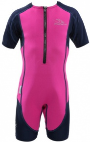 Aqua Sphere Stingray HP Kids Pink/Navy