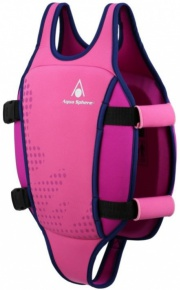 Michael Phelps Swim Vest Pink/Purple