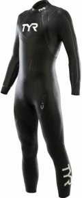 Tyr Hurricane Wetsuit Cat 2 Men Black/Grey