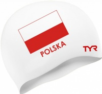 Tyr Poland Swim Cap