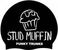 Funky Trunks Stud Muffin Swimming Cap