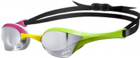 Arena Cobra Ultra Mirror Silver/Green/Pink