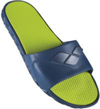 Arena Watergrip Navy/Lime