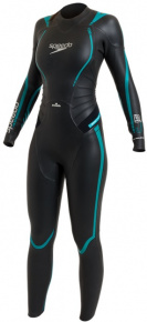 Speedo C-15 Comp Fullsuit Women Black/Blue