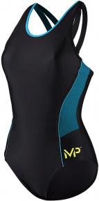 Michael Phelps Camilya Black/Turquoise