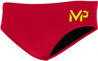 Michael Phelps Solid Brief Red
