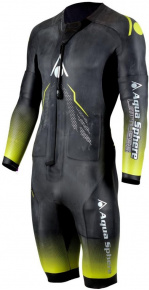 Aqua Sphere Aquaskin Swim-Run Limitless Shorty Men Black/Yellow