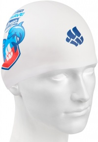 Mad Wave Challenge Swim Cap