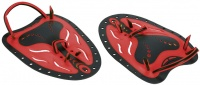 Aquafeel Paddles Red/Black