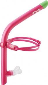 Úszó pipa TYR Ultralight Snorkel Pink