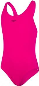 Speedo Essential Endurance+ Medalist Girl Electric Pink