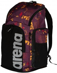 Arena Team Backpack 45 Allover Love