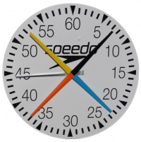 Swimaholic 4 Handed Pace Clock Round 1000mm