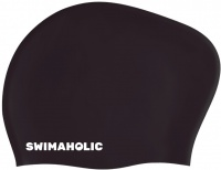 Swimaholic Long Hair Cap