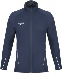 Speedo Track Jacket Navy