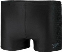 Speedo Placement Aquashort Black/Oxid Grey