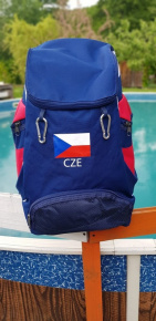 BornToSwim CZE Shark Backpack
