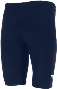 Michael Phelps Solid Jammer Navy Blue