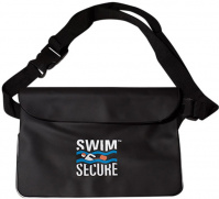 Swim Secure Waterproof Bum Bag Fekete