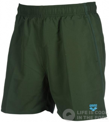 Arena Fundamentals Boxer Wood Green/Turquoise