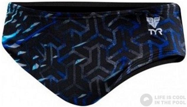 Tyr Synergy Racer Blue