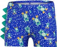 Speedo Corey Croc Digital Aquashort Infant Boy Beautiful Blue/Emerald/Mango/Aqua Mint/White