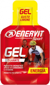 Enervit Gel Lemon 25ml