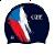 Úszósapka zászlós