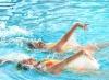 """""""A vízibalett nagyon megterhelő sport, az emberek ezt el sem tudják képzelni, """" mondja ezt Katalin a prágai SK Neptún csapatából."""
