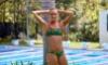 A kétrészes edző fürdőruhák előnye